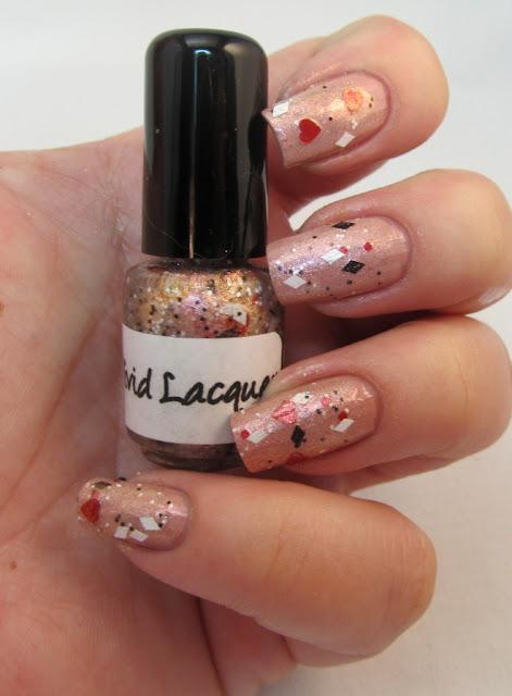 The Harlequin's Adoration nail polish