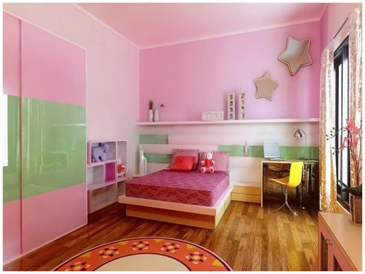 gambar kamar cewe