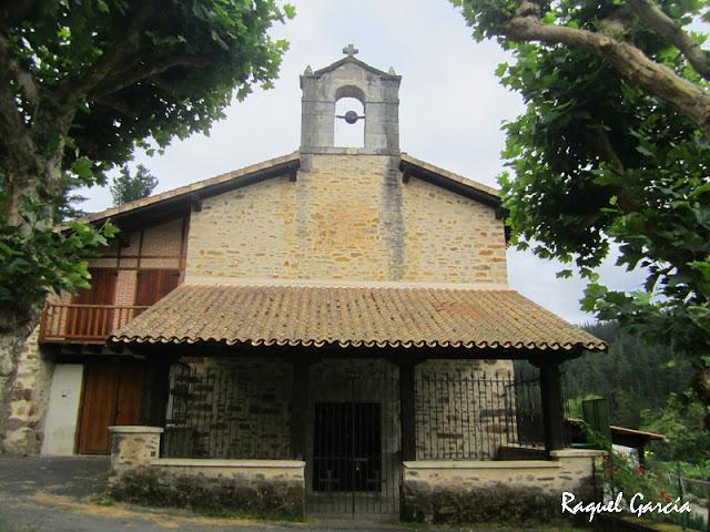Ermita de San Roque en Amurrio