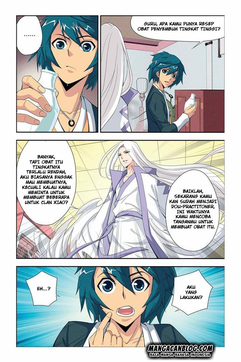 Battle Through Heaven Chapter 15-3