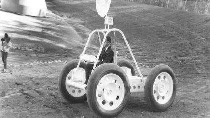 Benda Bersejarah NASA Ditemukan Jadi Barang Rongsokan