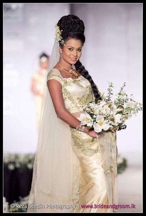 Sri Lanka Wedding Dresses