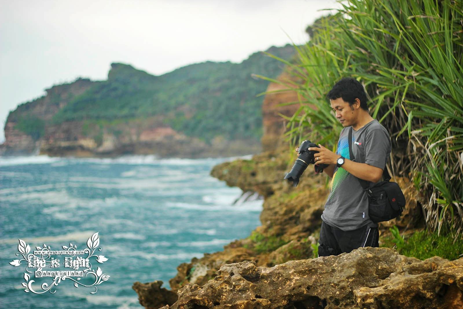 photo session at timang
