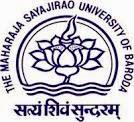 Maharaja Sayajirao University Logo