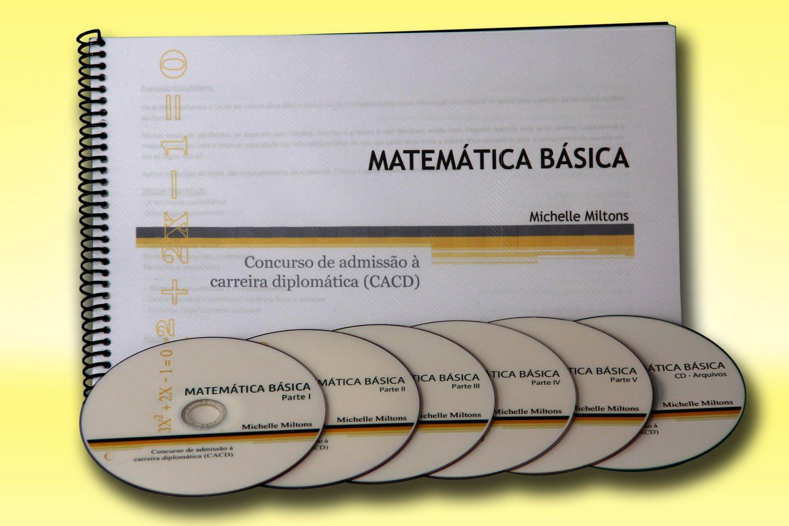 Curso de matematica basica