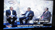 Audio do debate