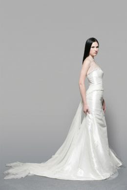 bridal gown gem