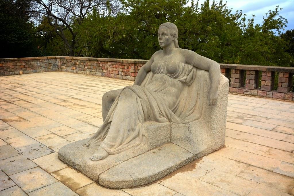 Miramar Barcelona Godess