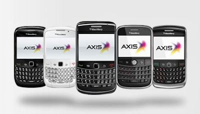 Paket Blackberry AXIS 2014