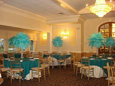 Decoraci n de bodas salones decorados de for Salones decorados para 15