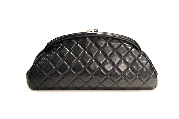 yves st laurent clutch bags - Kedai Replica: Chanel Timeless Clutch Black