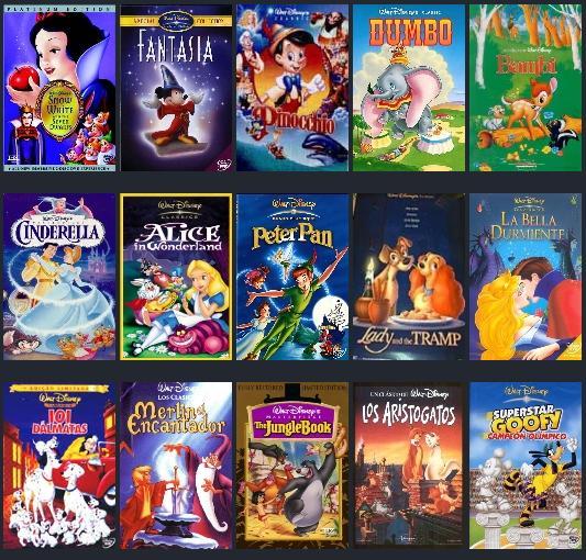 Curiosidades de las películas Disney