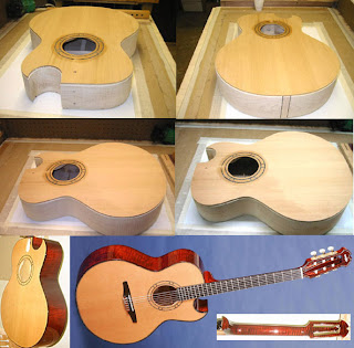 How Are Guitars Made?