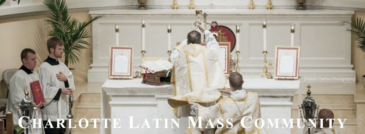 Charlotte Latin Mass Community