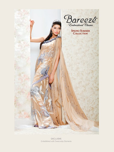 Bareeze Embroidered Classics Spring/Summer Collection 2011