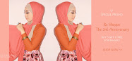 Hijab Tutorial ala Re Shoppe