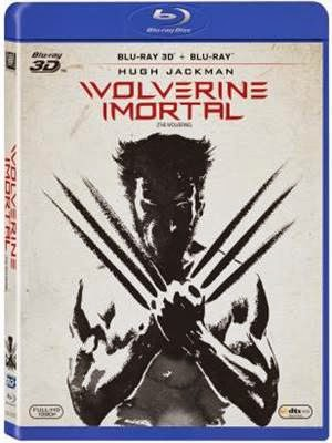 Download Wolverine Imortal Versão Estendida 3D Bluray 720p e 1080p Dublado + AVI Dual Áudio BDRip Torrent
