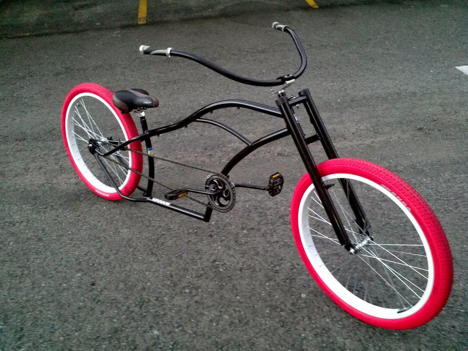 Bonito Marcos De Bicicleta Chopper Composición - Ideas ...