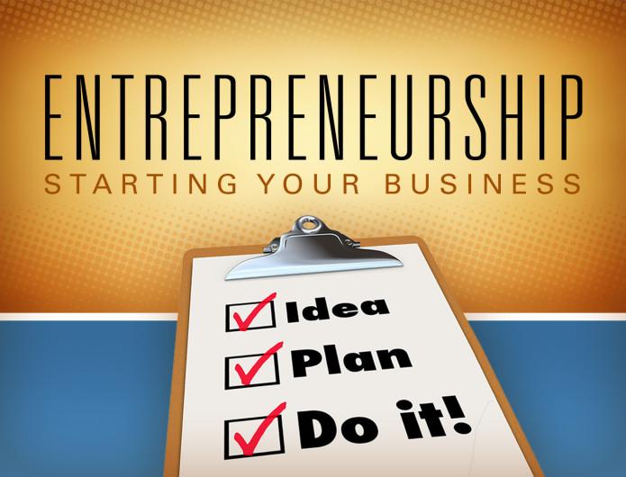 Become an enterpreneur