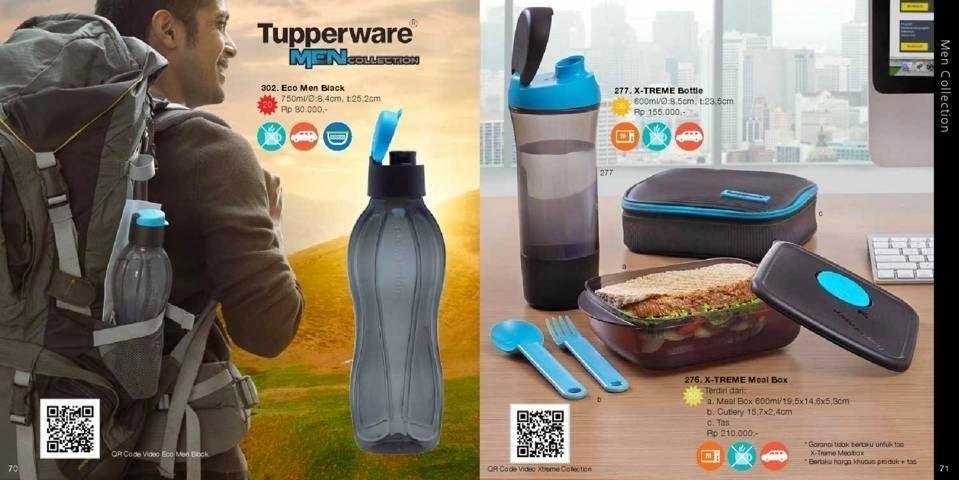 Katalog Tupperware Reguler November 2014 - Men Collection