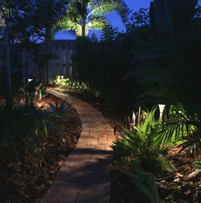 Outdoor Path Lighting-1