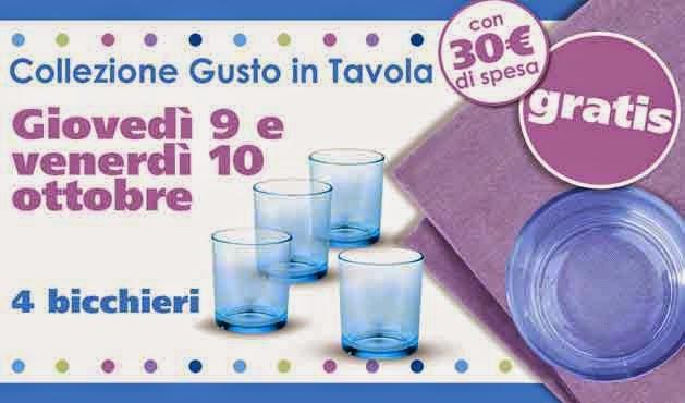 bicchieri eurospin