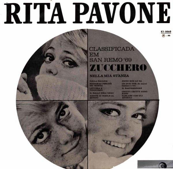Rita Pavone - Citty Citty Bang Bang