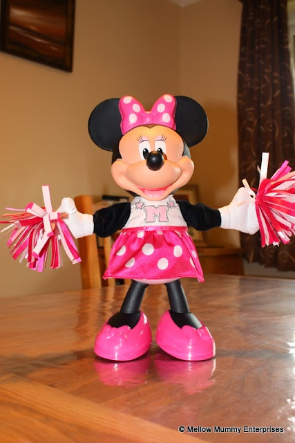 Fisher Price Cheerin Minnie Mouse