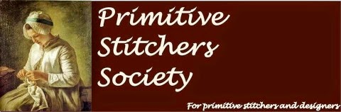 I'm a member of the prim stitchers society