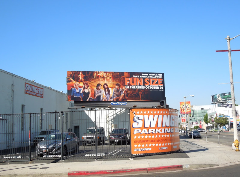 Fun Size movie billboard