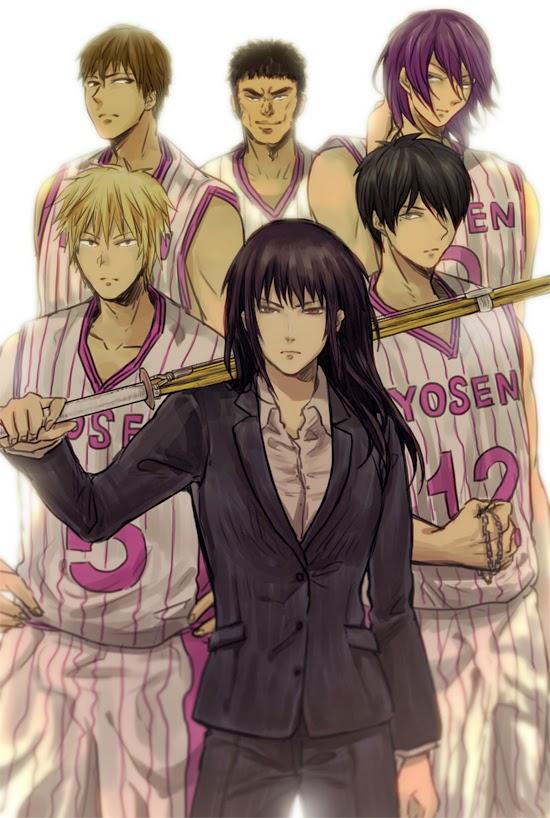 Kekuatan Tim Basket SMA YOSEN yang sangat menakutkan