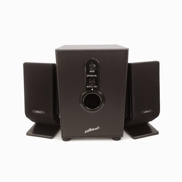 Casse speaker system 2 1 per computer e tv ingrosso for Casse per tv