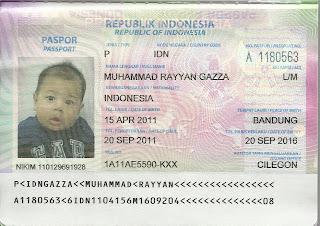 Paspor Anak - Biro Jasa Paspor Melayani Pengurusan Paspor Anak