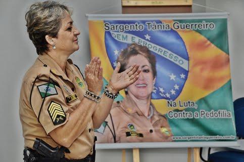 SARGENTO TANIA GUERREIRO