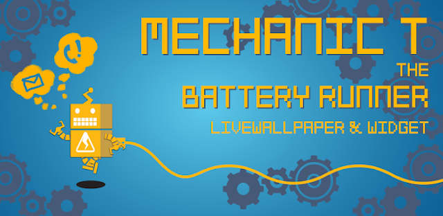 Mechanic T the Battery Runner v1.0 APK