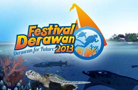 Derawan Festival : 21 June - 22 September, 2013