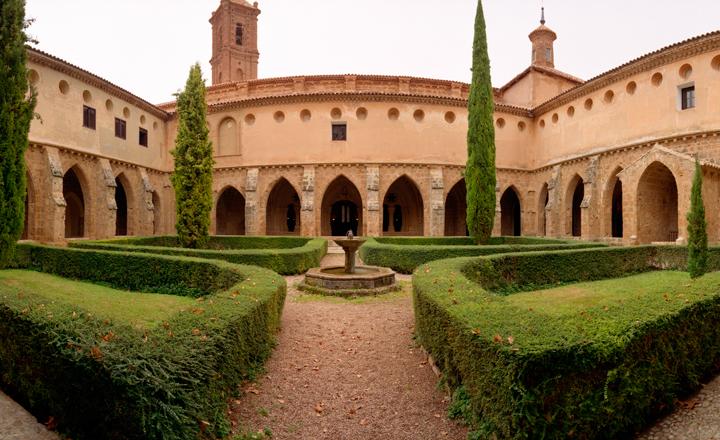 Resultado de imagen de Monasterio de piedra chocolate