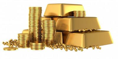 3 Jenis Investasi Emas