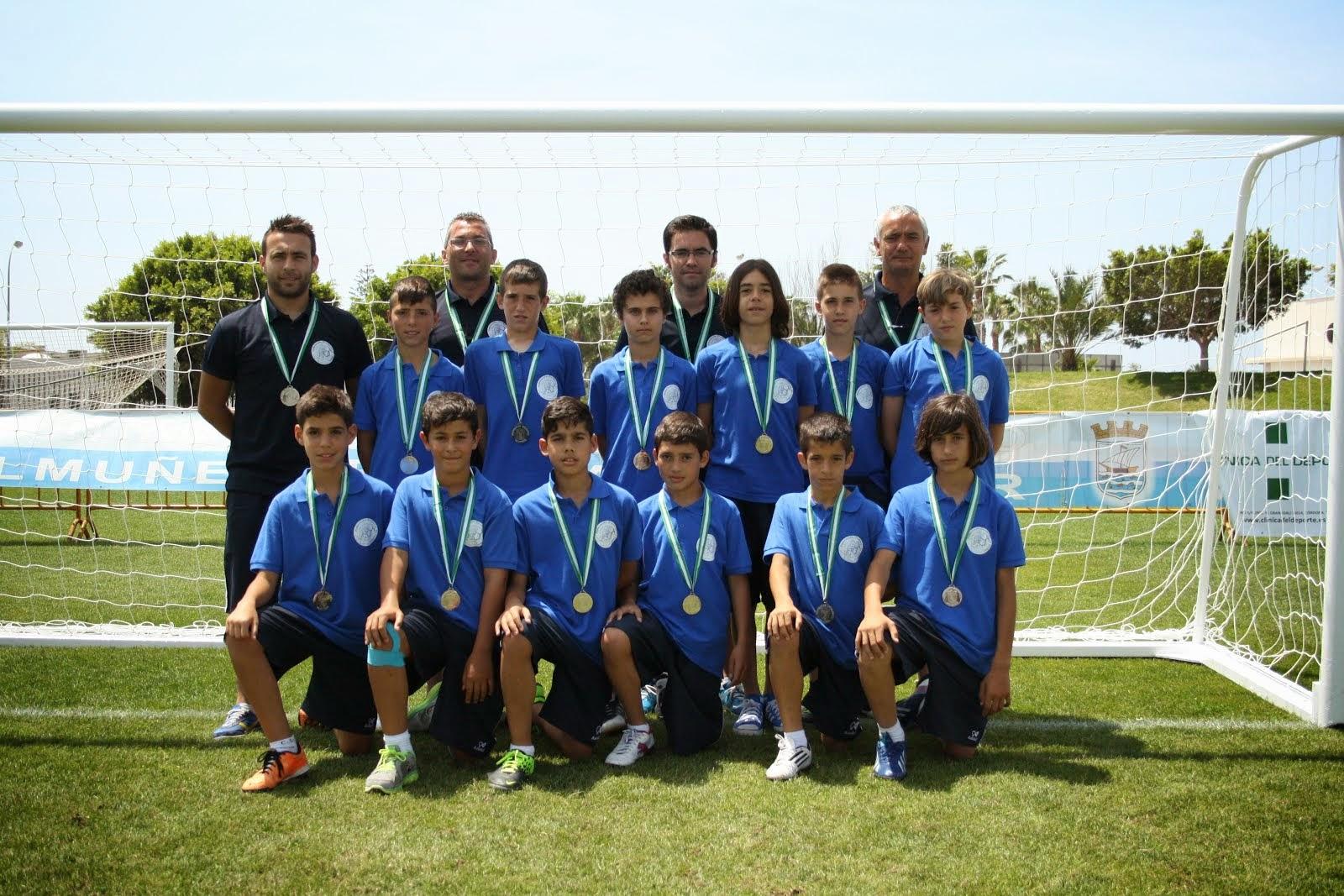 Selección Provincial de Huelva Alevín