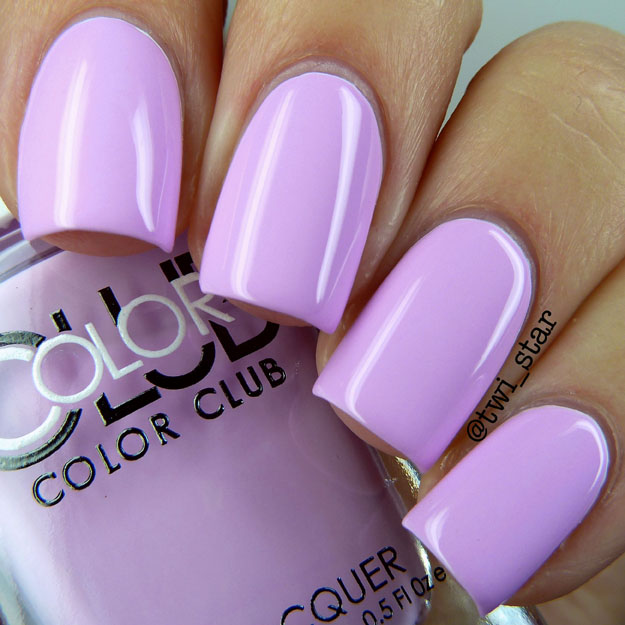 Color Club Poptastic Pastel Neon Collection Diggin The Dancing Queen