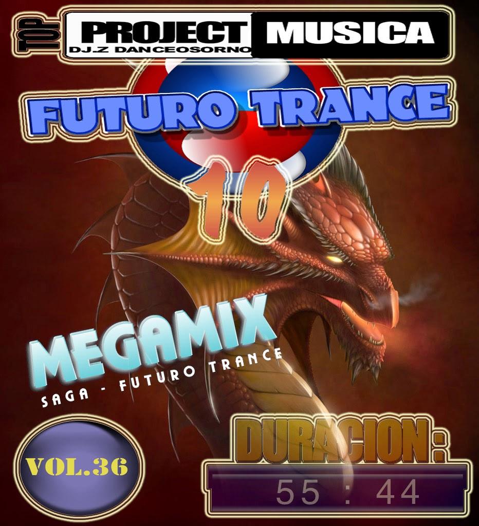MEGAMIX - FUTURO TRANCE VOL.10