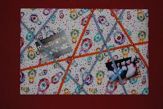 Pusteblume pimpicuff und memoboard - Pinnwand selber machen stoff ...