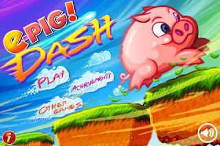Aplicacion Chilena e-PigDash en App Store.