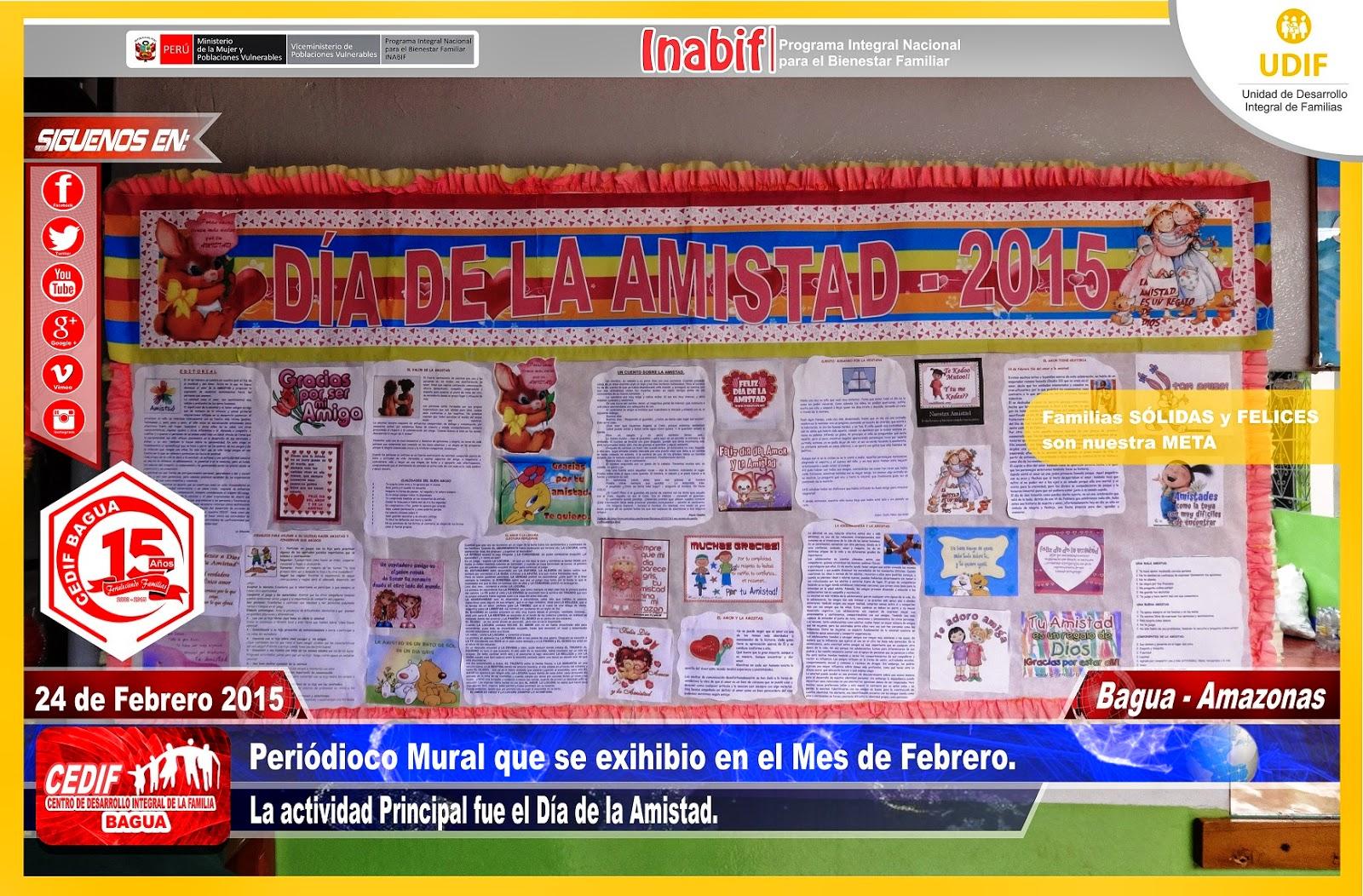 Mural fiestas patrias diario la primera i e jose olaya for Diario mural fiestas patrias chile