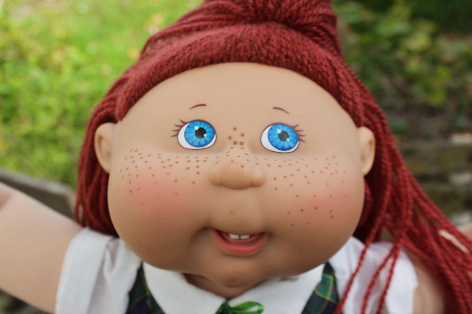 Have asian boy cabbage patch remarkable