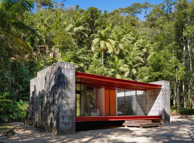 Casas minimalistas y modernas casa minima y moderna for Casa minima