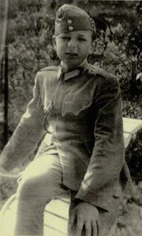Boy Soldier in Budapest