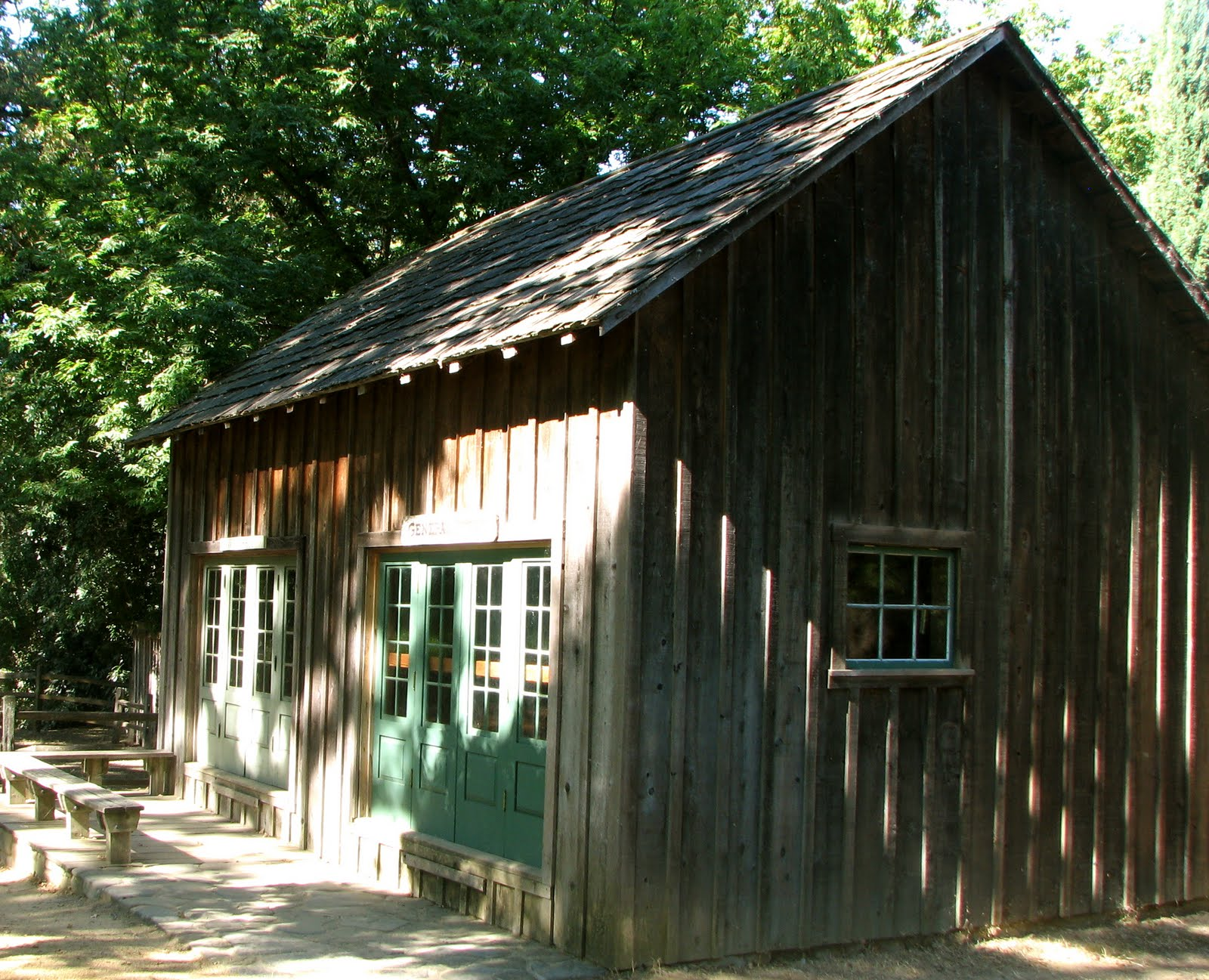 State park closures trip: william b. ide adobe state historic park ...