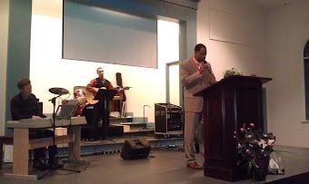 Pastor Tony Chase