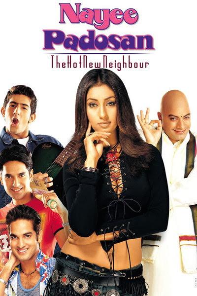 Nayee Padosan 2003 DVDRip 400mb Download